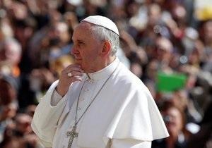 Война в Сирии - Папа Римский поговорил с Асадом - СМИ