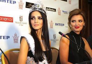 В Киеве выбрали Мисс Украина Вселенная 2013