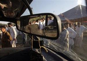 В Пакистане арестовали предполагаемого убийцу украинских туристов