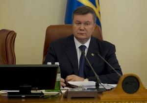 НГ: Виктор Янукович желает занять два стула