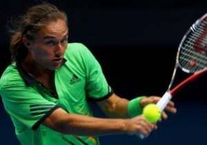 Лучший украинский теннисист выступит на Кубке Кремля
