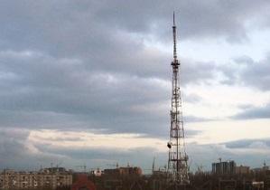 В Одессе большинство каналов и радиостанций прекратили вещание