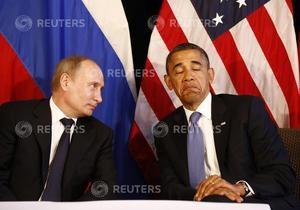 Путин против Обамы. Война двух логик