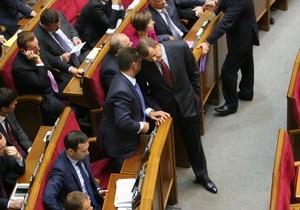 Рада - парламент - выборы - Сегодня в Раде будет подниматься вопрос назначения выборов в пяти округах