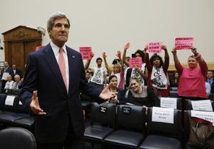 США не опасаются конфликта с Россией в связи с возможным ударом по Сирии