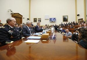 Комитет Сената США поддержал проект резолюции по Сирии