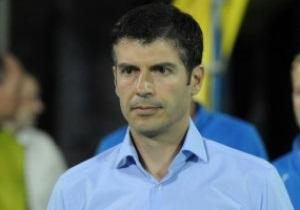 Тренер Таврии заставил футболистов расписываться перед тренировками