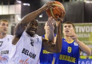 Евробаскет-2013. Пух Джетер вырывает стартовую победу для Украины