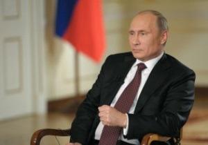 Владимир Путин оценил расходы на Олимпиаду в Сочи