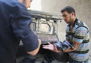 Москва уличила сирийских боевиков в применении химоружия кустарного производства