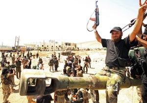 Премьер Ирака предложил альтернативный план разрешения сирийского конфликта