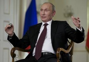 Путин о США:  Врут, и знают ведь, что врут