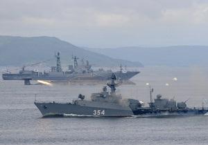 Война в Сирии - Российские боевые корабли могут повлиять на ситуацию у берегов Сирии - ВМФ