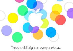 День станет ярче: Apple разослала  загадочные  приглашения на официальную презентацию