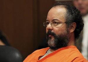 Кливлендский маньяк повесился в тюрьме