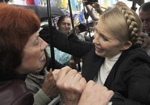 DW: В клинике Charite готовят палату для Тимошенко