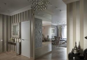 Современная классика. Интерьер квартиры в одном из киевских жилых комплексов