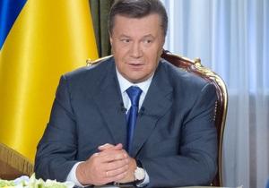 Янукович призвал к союзу с Европой вопреки давлению России - Reuters
