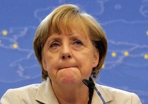 Война в Сирии - Меркель призывает  дать совместный ответ  на химатаку в Сирии