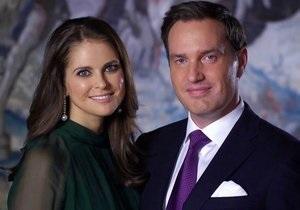 Принцесса Швеции ожидает первенца к началу марта