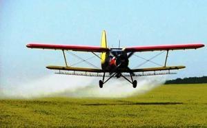 новости Черниговской области - самолет - В Черниговской области из-за неудачного маневра самолета были обесточены 20 сел