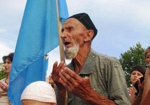 НГ: Крымский Меджлис претендует на официальный статус