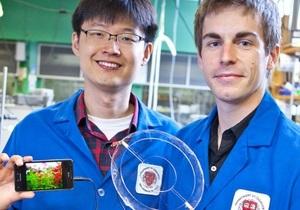 Ученые из Гарварда создали прозрачные колонки без пластика и дерева