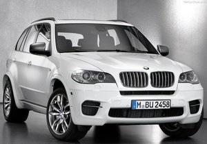 В Украине представили новый BMW X5