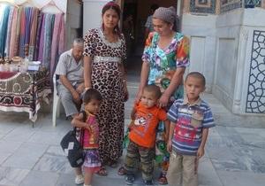 Узбекистан - Путешествия