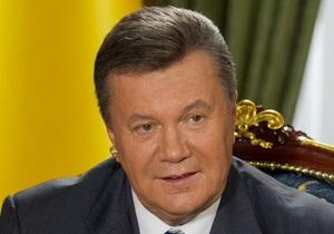 Янукович произвел кадровые перестановки в руководстве СБУ