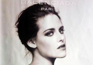 Кристен Стюарт разделась для Balenciaga, а Паттинсон стал лицом Dior Homme