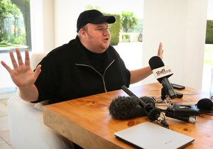 Основатель популярного файлообменника создаст партию в Новой Зеландии