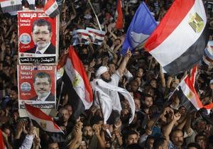 Египет - Верховная судебная коллегия Египта рекомендовала распустить Братьев-мусульман