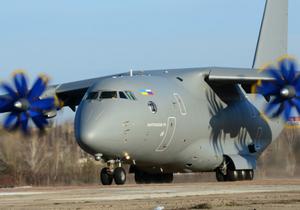 Украина готова найти нового партнера для Ан-70 в случае демарша России - антонов