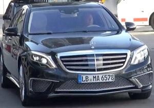 Самый мощный. Mercedes рассекретила модель S 65 AMG
