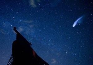 Новости космоса - новости России: В России сгоревшую ступень ракеты приняли за метеорит