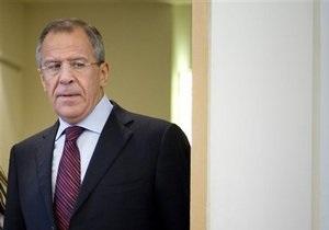 Лавров заявил о давлении со стороны США и Британии на генсека ООН