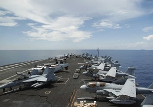 Обострение на Ближнем Востоке: Корабли США с авианосцем Nimitz направляются в Красное море