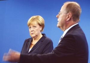 В Twitter зарегистрирован микроблог ожерелья Меркель