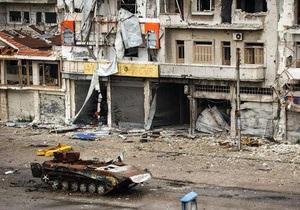 Жертвами боевых действий в Сирии стали более 110 тысяч человек - правозащитники