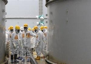 Авария на Фукусиме: Уровень радиации на Фукусиме-1 за девять дней вырос в восемнадцать раз