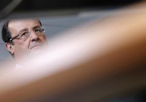 Франция подтвердила готовность участвовать в военной операции против Сирии