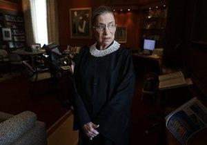 Член Верховного суда США впервые поженит геев