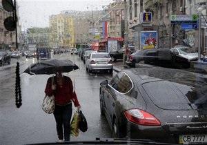 Новости Украины - погода в Украине: На востоке Украины объявлено штормовое предупреждение