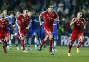 Бавария побеждает Челси в матче за Суперкубок UEFA