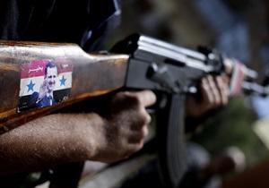 Власти Сирии назвали обвинения со стороны США  отчаянной попыткой  оправдать военную атаку
