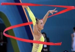 Украинка Ризатдинова выиграла третью медаль киевского чемпионата мира