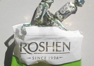 На Дальнем Востоке РФ Онищенко угостили конфетами Roshen. Чиновник узрел в этом серую схему украинского реэкспорта