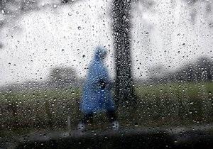 Лето в Украине закончится дождями и прохладой