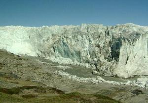 В Гренландии подо льдом обнаружилии 750-километровый каньон